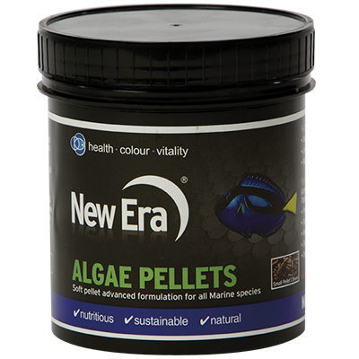 New Era Algae Pellets