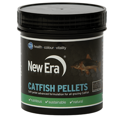 new era catfish pellets