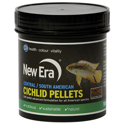 New Era Chichlid Pellets