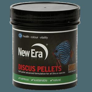 new era discus pellets