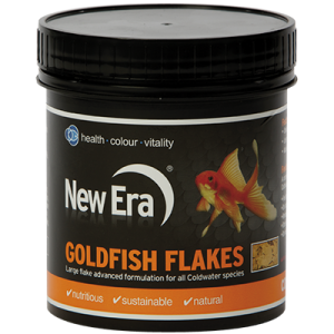 new era goldfish flakes